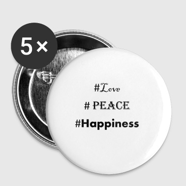 Positivity - Buttons small 25 mm