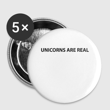 unicorns real unicorn unicorns - Buttons small 25 mm