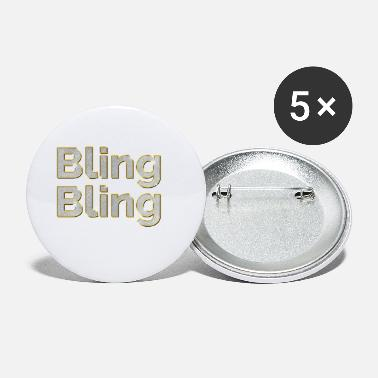 Bling Bling Bling - Small Buttons