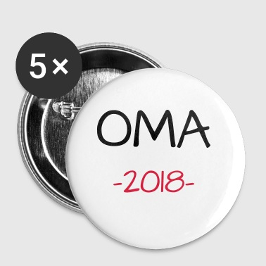 OMA 2018 - Buttons klein 25 mm