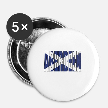 Scotland ABERDEEN SCOTLAND - Buttons small 25 mm