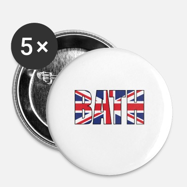 Union Jack BATH Union Jack - Badge petit 25 mm