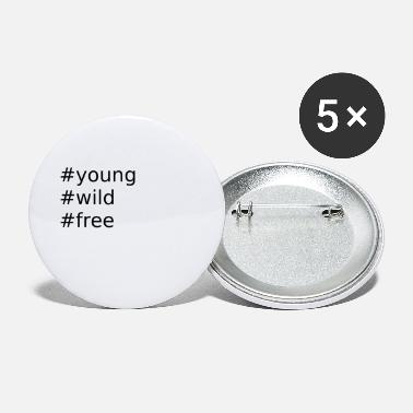 Young young - Small Buttons