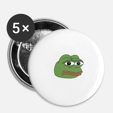 Meme Meme 1 - Buttons klein 25 mm (5-pack)
