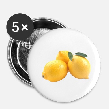 Citron citrons - Badge petit 25 mm