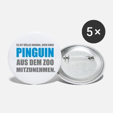 Pinguin pinguin - Small Buttons