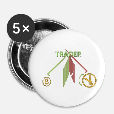 Tradition trader - Badge petit 25 mm