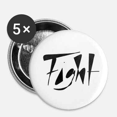 Fighter Fight - Buttons/Badges lille, 25 mm
