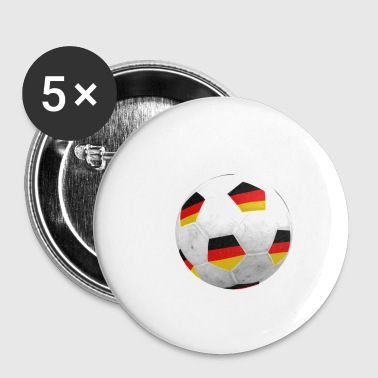 Coupe du monde - Badge petit 25 mm