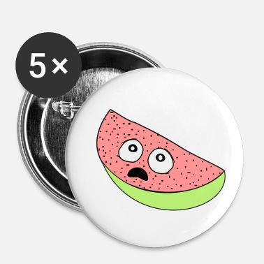Melon melon - Buttons small 25 mm