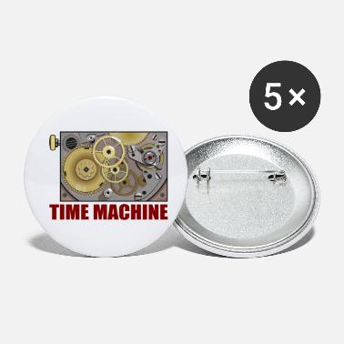 Machine Time Machine - Small Buttons
