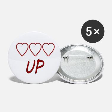 Up UP - Buttons klein
