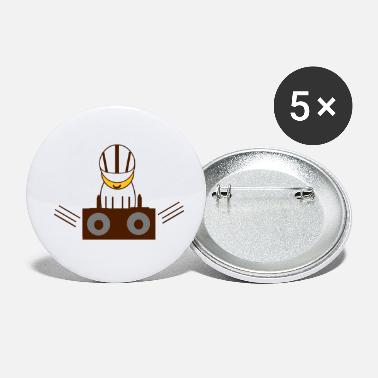 Scratch DJ Scratch - Petits badges