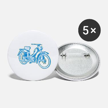 Moped moped - Små buttons