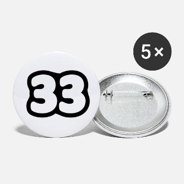 Anniversary 33 / / Birthday / / Anniversary / / Anniversary - Small Buttons