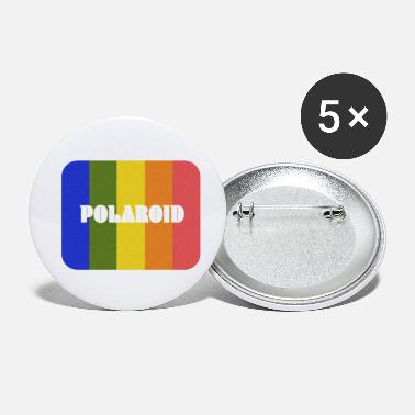 Polaroid Polaroid - Small Buttons