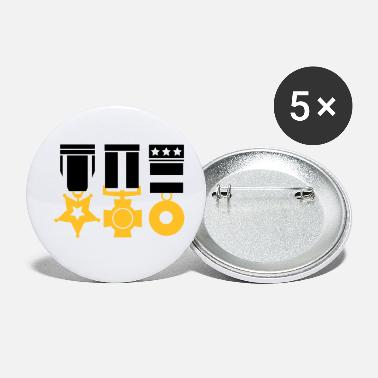 Medal medals - Small Buttons