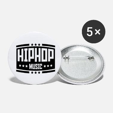 Old School Hip Hop hip_hop_music_ab1 - Buttons klein