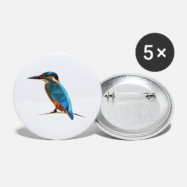 Kingfisher kingfisher - Small Buttons