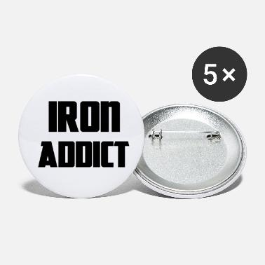 Ironie Iron - Petits badges