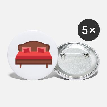 Bed bed - Small Buttons