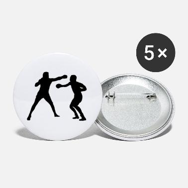 Boxing Training Boxing fight training - Small Buttons