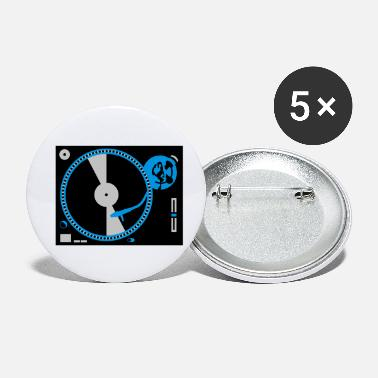 Turntable turntables - Små buttons