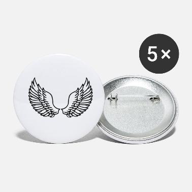 Wing Wings - Små buttons