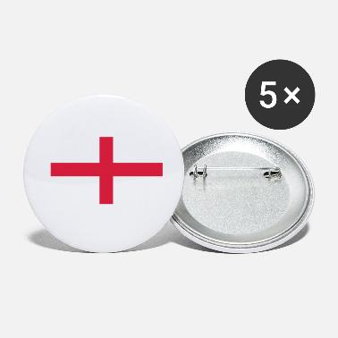St George St george cross - Small Buttons