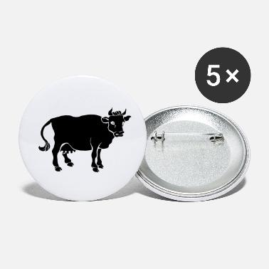 Cow cow - Small Buttons