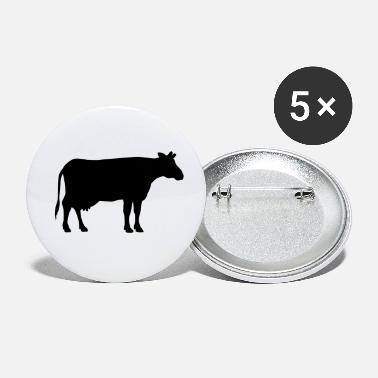 Bullfighting cow animal - Small Buttons
