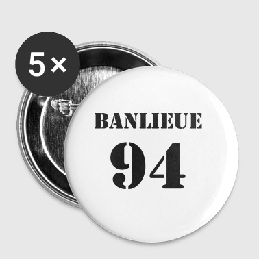Banlieue 94 - Badge petit 25 mm