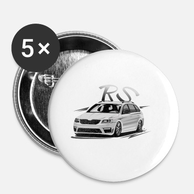 Tuning voiture tuning - Badge petit 25 mm