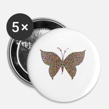 Hypnose 782 buttercream - Badge petit 25 mm