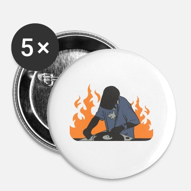 Deejay deejay - Buttons/Badges lille, 25 mm