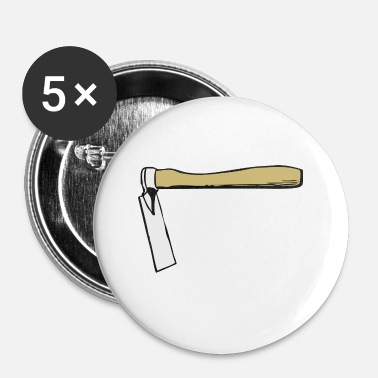Outil outil - Badge petit 25 mm