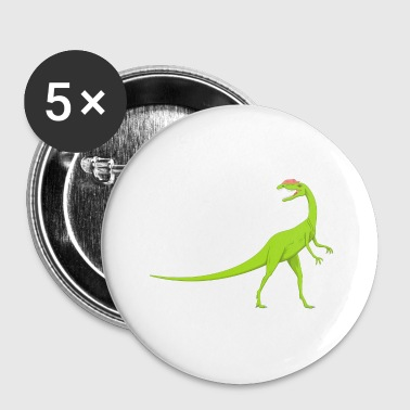 Dinosaur - Buttons small 25 mm