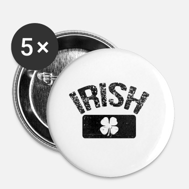 Celtic Ierse St Patricks dag - Buttons klein 25 mm