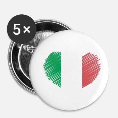 Coupe Du Monde De Foot Football Italie Coupe du monde 2018 Coupe du monde - Badge petit 25 mm