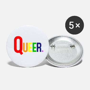 Queer QUEER - Small Buttons