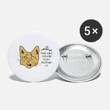 Phrases Cats phrase - Small Buttons