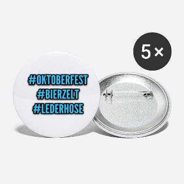 Marquee Oktoberfest lederhose marquee - Small Buttons