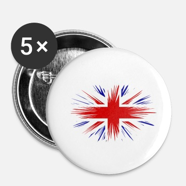 Union Jack Union Jack - Badge petit 25 mm