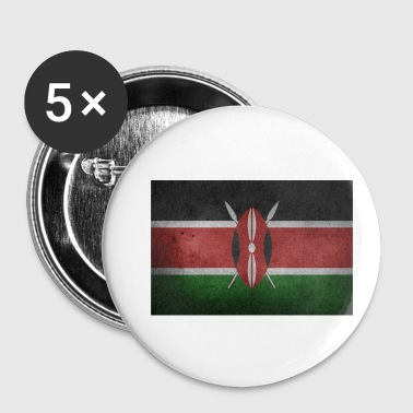 Kenya - Buttons small 25 mm