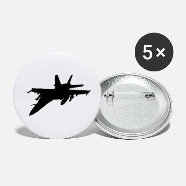 Fighter fighter aircraft fighter - Small Buttons