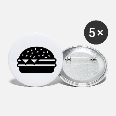 Frites burger_an1 - Petits badges