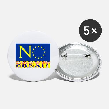 No Brexit no brexit 1 - Small Buttons