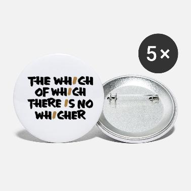 whichwhichwhich - Small Buttons