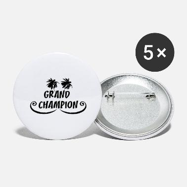 Grand Grand Champion - Small Buttons