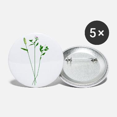 Grass grasses - Small Buttons